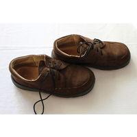 Туфли, размер 30, натуральная кожа.