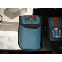 BOSCH DLE40 Professional дальномер рулетка