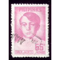 1 имарка 1973 год Филиппины 1150