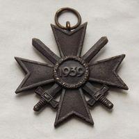 Крест КВК II с мечами не клейменый