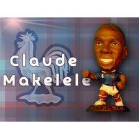 Claude Makelele Франция 5 см Фигурка футболиста MC5667