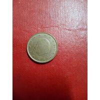 5 евроцентов 1999 Бельгия
