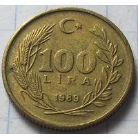 Турция 100 лир, 1989        ( 5-9-5 )