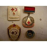 Красный крест,донорство.
