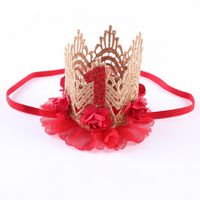 Шикарная корона на утреник или любое торжество