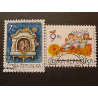 Чехия 2005 Рождество полная серия