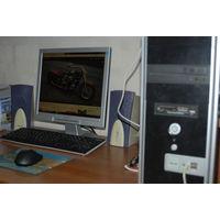 Компьютер настольный на Intel Core2 Duo 3GHz