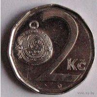 Чехия, 2 кроны 2010