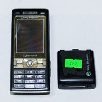 142 Телефон Sony Ericsson K800i. По запчастям, разборка