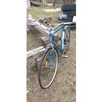 Велосипед ХВЗ турист 1986 г.в. в подарок з\ч