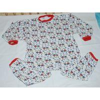 Пижама-комбинезон на рост 110.