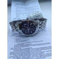 Швейцарские часы Balmain Chronograph документы. Приобретены в 2020 году в Ziko.