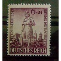 Германия Рейх 1942 г Mi 819**
