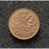 Канада, 1 цент 1976