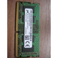 Оперативная память для ноутбука 4gb DDR4-2400