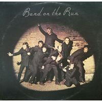 WINGS /Band On The Run/1973, England, EMI, LP, EX