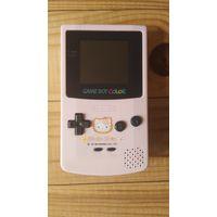 Nintendo GameBoy Color Hello Kitty