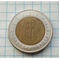 Египет фунт 2018 Нефертити.