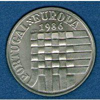 Португалия, 25 эскудо Присоединение Португалии к Европейскому Экономическому Сообществу.В банковской упаковке.