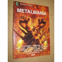 METALMANIA 2007 (DVD9) [Korpiklaani, Crystal Abyss, Darzamat, Zyklon, Vital Remains, Entombed, Destruction, Blaze Bayley, Sepultura, Paradise Lost, Testament]