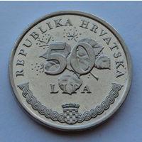 Хорватия 50 лип. 2005