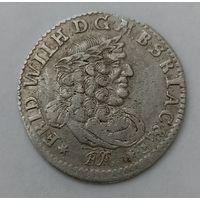 6 грошей 1686 г. Неплохая монетка..