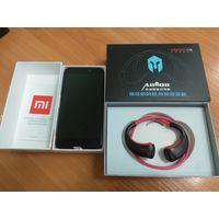 Xiaomi Redmi 4X 3/32GB 9/10 наушники в подарок