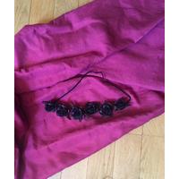 Ободок на голову из цветов Dior