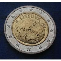 Литва 2 евро 2016 Балтская культура