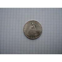 Австрия 5 шиллингов 1935, серебро;