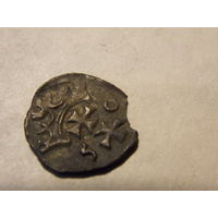 Денарий 1550 г , R-5