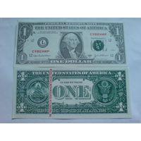 США 1 доллар  сувенир пресс.  распродажа
