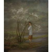 """Картина: """"Весна"""". Автор Кирилл Владимирович Мельник"""
