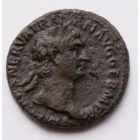 Римская империя, Траян, асс.
