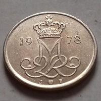 10 эре, Дания 1978 г.