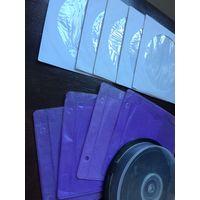 Упаковка для СD-дисков (конверты, футляр)