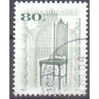 Венгрия антиквариат стул