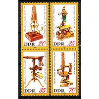 1980 ГДР. Микроскопы