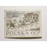 Польша 1964. День печати