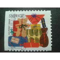 Швеция 2009 Рождество подарки