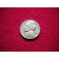 США 5 центов 1962 г.