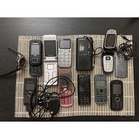 Телефоны мобильные.