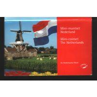 Нидерланды годовой набор 1998 года (minicoins) (f31)*