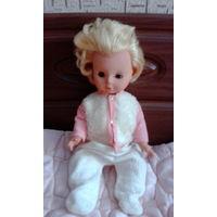 Мальчик кукла  времен гдр