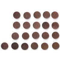 Нидерланды, 1 цент cent. ПОГОДОВКА, 1951-1980