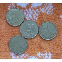 Бельгия 5 франков Фландрия