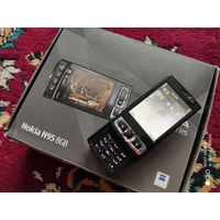 Nokia N95 8gb Original Комплект