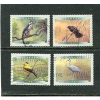 Канада. Местные виды птиц Вып.5 (зуб 11.5 )