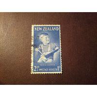 Новая Зеландия 1963 г.Принц Эндрю.