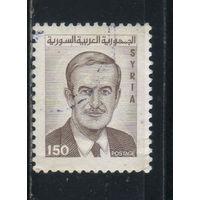 Сирия Респ 1990 Хафиз ал-Ассад Стандарт #1801
